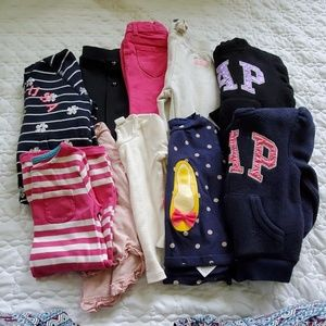 Gap 3 Year Bundle/Lot